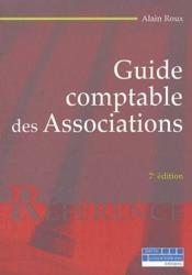 Guide comptable des associations (7e édition) - Couverture - Format classique
