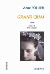 Grand quai - Couverture - Format classique