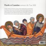 Parole et lumière autour de l'an Mil - 4ème de couverture - Format classique