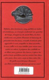 Livre de la séduction au féminin ; pour être une femme, une mère et une amante fabuleuse - 4ème de couverture - Format classique