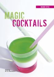 Magic cocktails - Couverture - Format classique