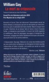 telecharger La mort au crepuscule livre PDF/ePUB en ligne gratuit