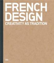 French Design Transmission, Know-How /Anglais - Couverture - Format classique
