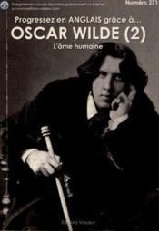 Progressez en anglais grâce à... ; Oscar Wilde - Couverture - Format classique