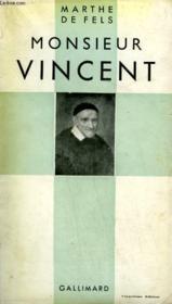 Terre De France. Monsieur Vincent. Collection Catholique. - Couverture - Format classique