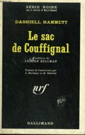 Le Sac De Couffignal. Collection : Serie Noire N° 1217 - Couverture - Format classique