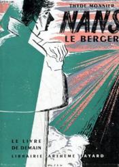 Nans Le Berger. Le Livre De Demain N° 22. - Couverture - Format classique