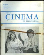 Fiches Du Cinema Et Telecinema N°477 - Couverture - Format classique