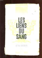 Les Liens Du Sang (Thicker Than Water) - Couverture - Format classique