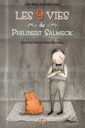 Les 9 vies de Philibert Salmeck - Couverture - Format classique