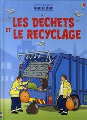 Les déchets et le recyclage - Intérieur - Format classique