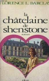 La Chatelaine De Shenstone - Couverture - Format classique