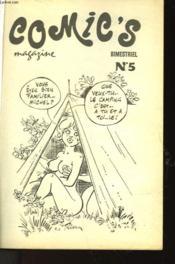 Comic'S Magazine - N°5 - Couverture - Format classique