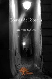 Contes de l'obscur - Couverture - Format classique