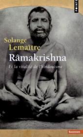 Râmakrishna et la vitalité de l'hindouisme - Couverture - Format classique