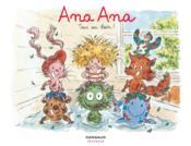 Ana Ana T.6 ; tous au bain ! - Couverture - Format classique