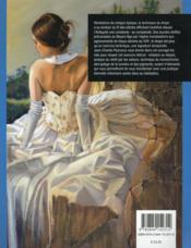 Le drapé au pastel sec ; d'âmes en plis - 4ème de couverture - Format classique