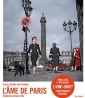 L'âme de Paris - Couverture - Format classique
