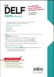 Nouveau DELF A2 (édition 2016) - 4ème de couverture - Format classique