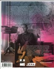 Jean Prouvé, bâtisseur - 4ème de couverture - Format classique