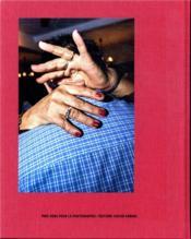 Nuno Andrade : Ginjal - 4ème de couverture - Format classique