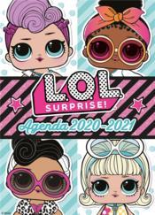 L.O.L. surprise ! ; agenda (édition 2020/2021) - Couverture - Format classique