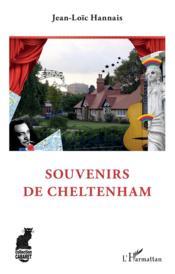 Souvenirs de Cheltenham - Couverture - Format classique