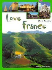 Love France - Couverture - Format classique
