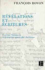Revelations et ecritures - Couverture - Format classique