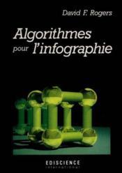 Algorithmes pour infographie - Couverture - Format classique