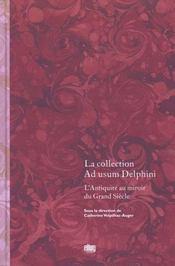 La Collection <I>Ad Usum Delphini</I>. L'Antiquite Au Miroir Du Grand Siecle - Intérieur - Format classique