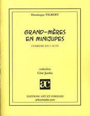 Grand-mères en minijupes - Intérieur - Format classique