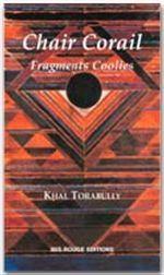 Chair corail ; fragments coolies - Couverture - Format classique