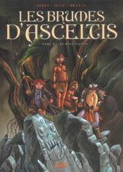 Les brumes d'Asceltis T.2 ; le dieu lépreux - Intérieur - Format classique