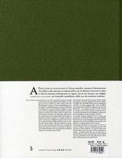 Anastylose ; rome, XIII avant j-c, IX avant j-c, 1942 farce archéologique en deux actes et un aparté - 4ème de couverture - Format classique