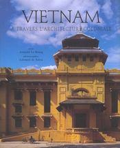 Vietnam a travers architecture coloniale - Intérieur - Format classique