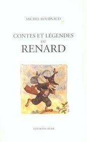 Contes et legendes du renard - Intérieur - Format classique