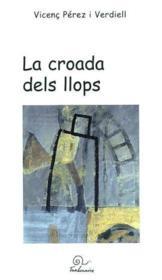 La Croada Dels Llops - Couverture - Format classique
