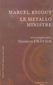 Metallo ministre (le) - Intérieur - Format classique