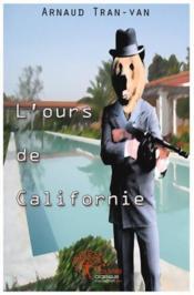 L'ours de Californie - Couverture - Format classique