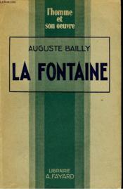 La Fontaine. - Couverture - Format classique