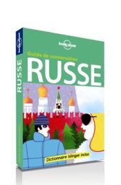 GUIDE DE CONVERSATION ; russe (4e édition) - Couverture - Format classique