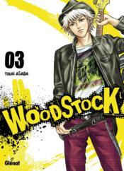 Woodstock T.3 - Couverture - Format classique