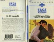 Un Defi Impossible - Battle For Possession (Bw2) - Couverture - Format classique