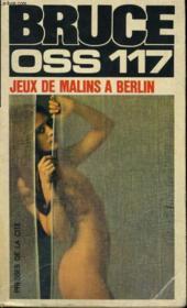 Jeux De Mains A Berlin - Couverture - Format classique