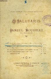 O Salutaris - Couverture - Format classique