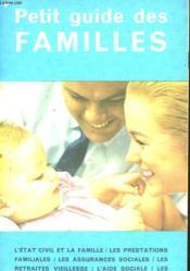 Petit Guide Des Familles - Couverture - Format classique