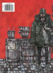 Dorohedoro T.16 - 4ème de couverture - Format classique