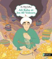 Ali Baba et les 40 voleurs - Couverture - Format classique