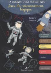 Jeux de raisonnement logique (9-12 ans) - Couverture - Format classique